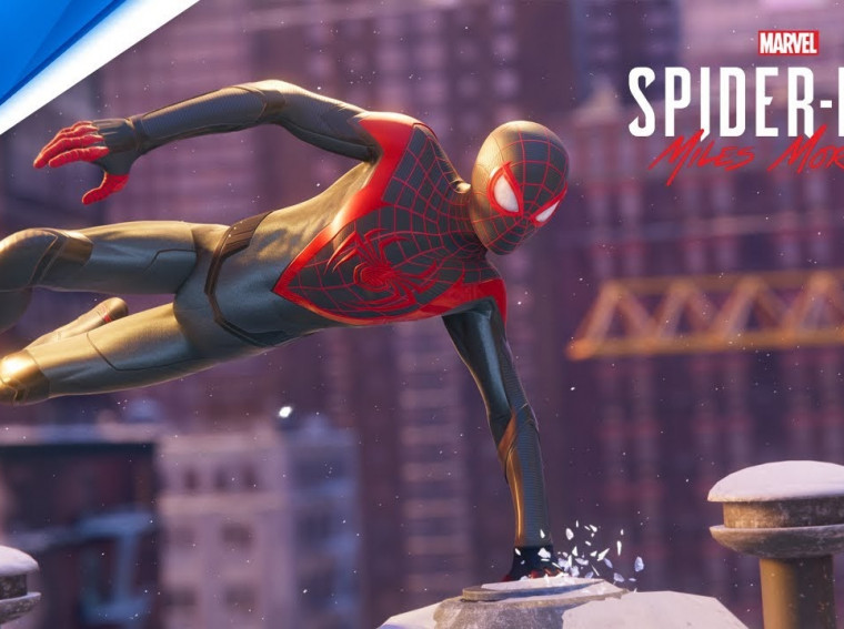 Spider Man Miles Morales مواصفات لعبة