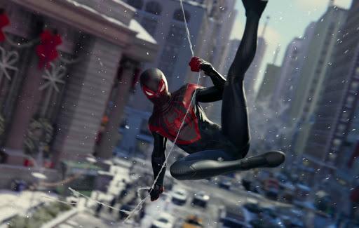 Spider Man Miles Morales مواصفات