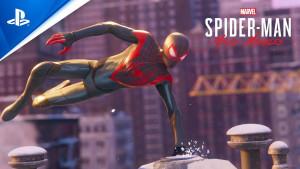 تقييم لعبة Spiderman Miles Morales
