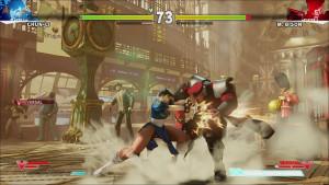 تقييم لعبة Street Fighter® V