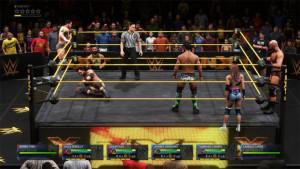 تقييم لعبة WWE 2K20