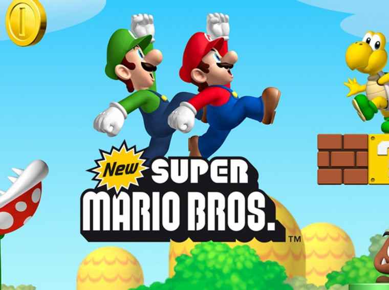 New Super Mario Bros wii for rent in Egypt by 3anqod