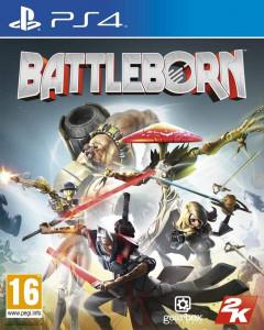 لعبة Battleborn
