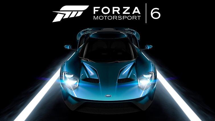 لعبة Forza Motorsport 6