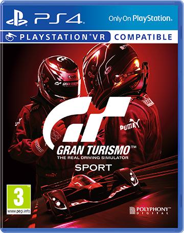 لعبة Gran Turismo Sport