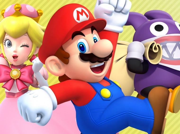 لعبة New Super Mario Bros الجديدة
