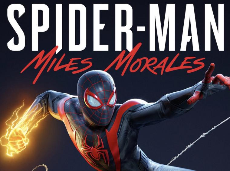 لعبة Spiderman Miles Morales