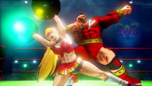 مراجعة لعبة Street Fighter® V