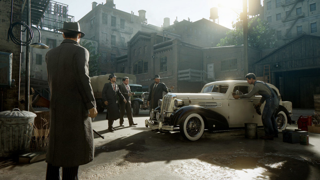 Mafia Definitive Edition for rent in Egypt by 3anqod