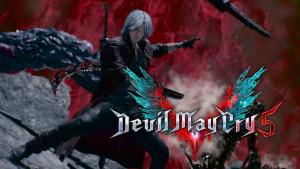Devil May Cry 5 لعبة