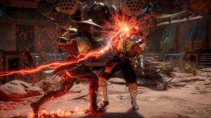 Mortal Kombat 11 لعبة