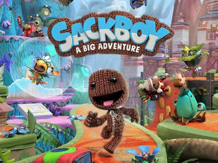 اسلوب لعبة لعبة قصة لعبة Sackboy: A Big Adventure