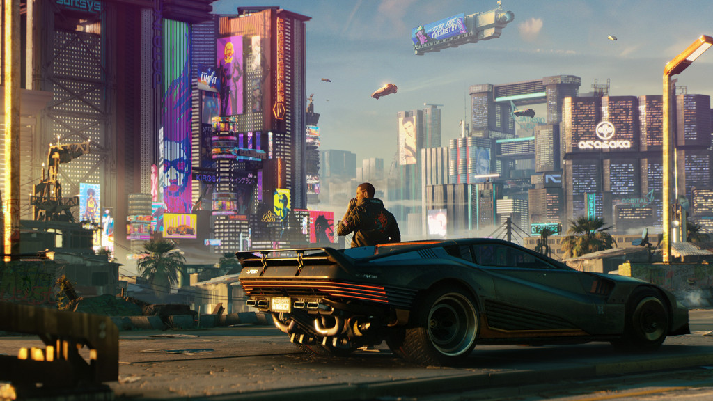 Cyberpunk 2077 for rent in Egypt by 3anqod