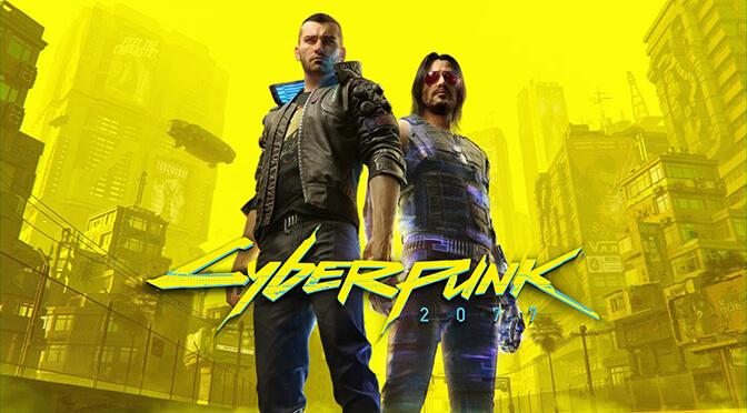 Cyberpunk 2077 لعبة