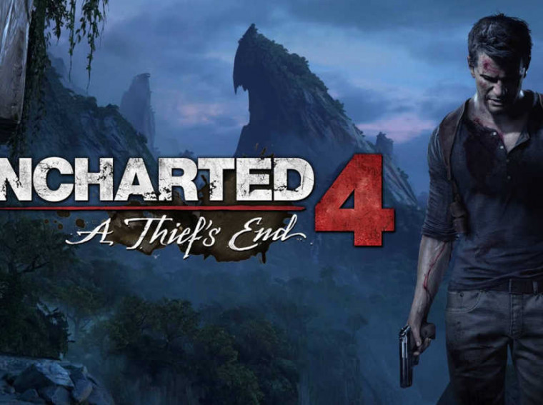 Uncharted 4 a Thief's End for rent in Egypt by 3anqod
