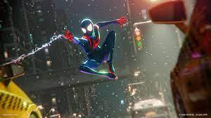 Rent marvel's spider-man miles morales