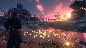 Ghost of Tsushima for rent