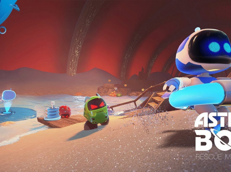 Astro Bot Rescue Mission for rent in Egypt by 3anqod