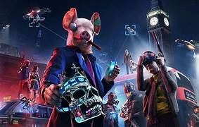Watch Dogs Legion for rent in Egypt by 3anqod