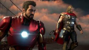 قصة لعبة Marvel's Avengers