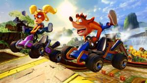 لعبة Crash Team Racing Nitro Fueled