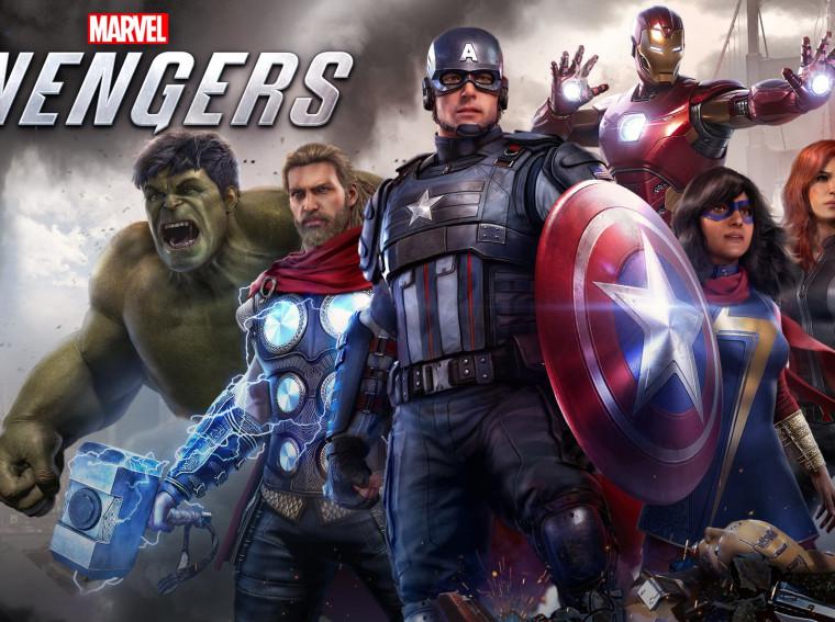 لعبة Marvel's Avengers