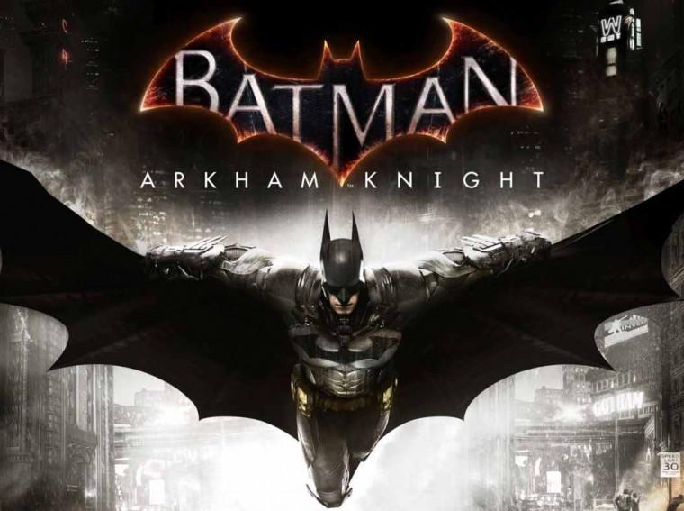 لعبة باتمان اركام نايت الجديدة