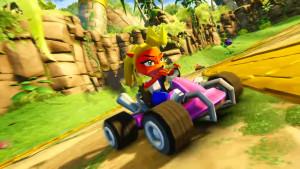 crash-team-racing- اسلوب لعب
