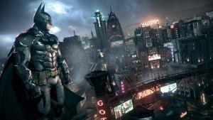 لعبة باتمان اركام نايت