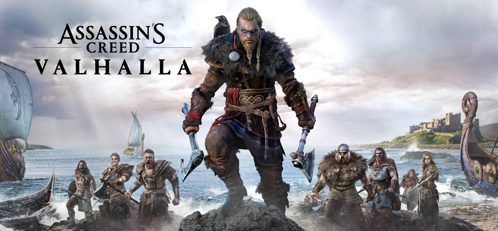 تقييم لعبة assassin's creed valhalla