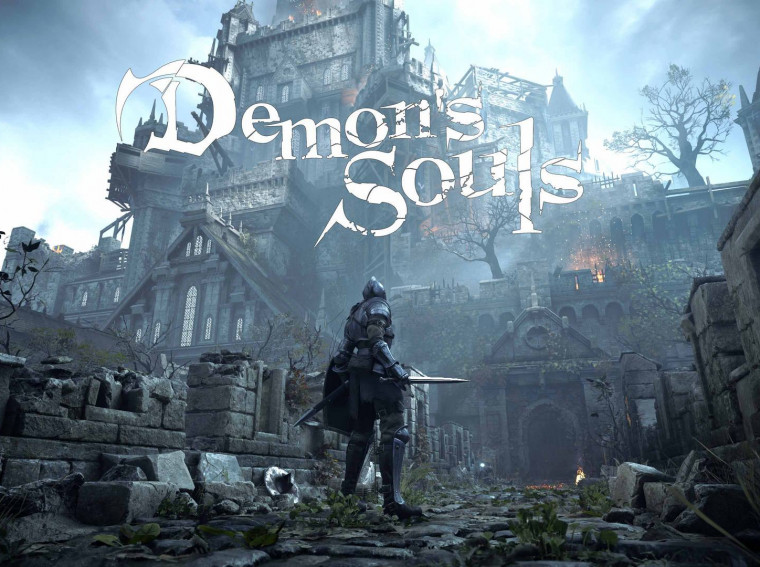لعبة demon's souls