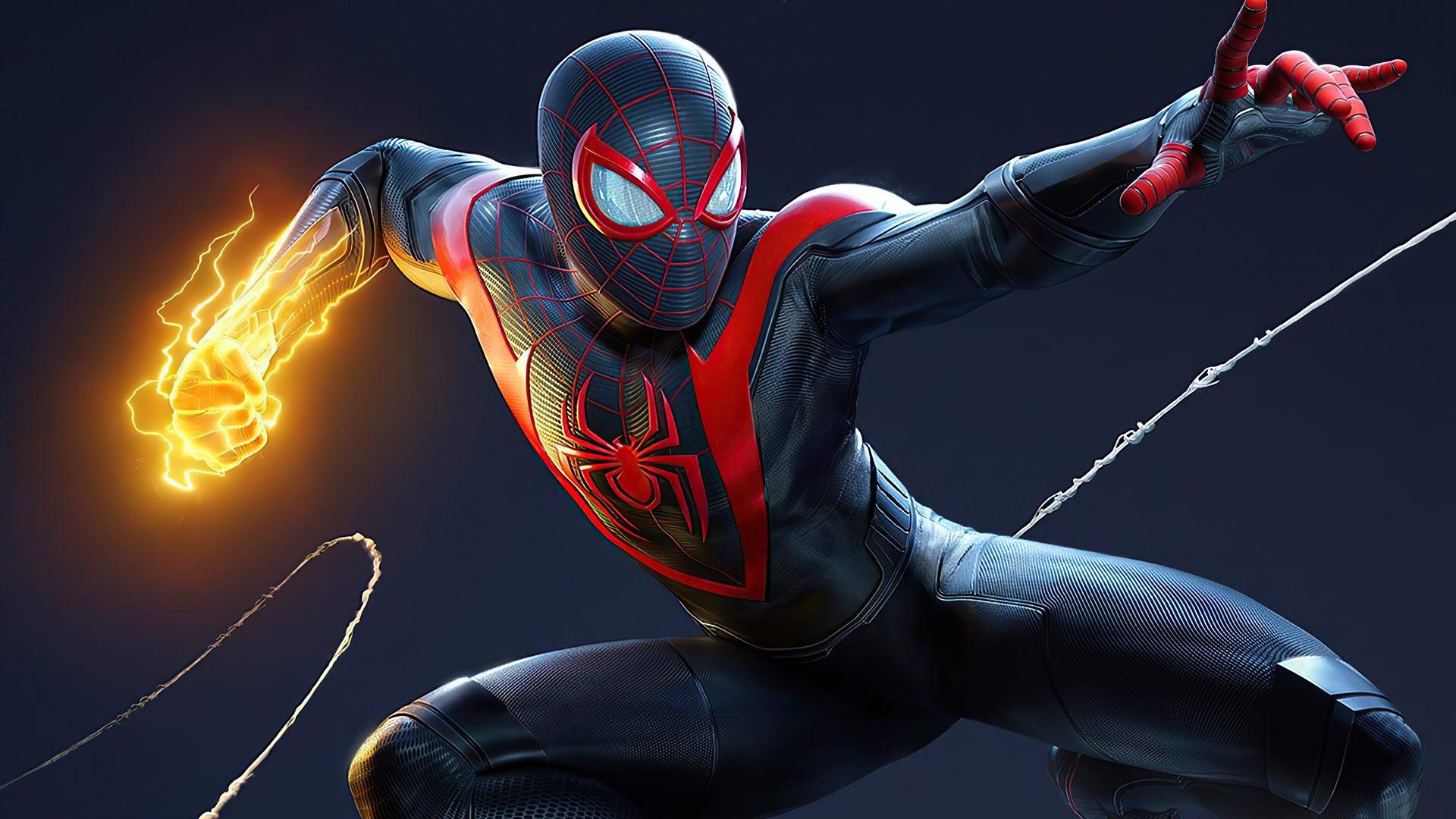 لعبة Spider-Man: Miles Morales