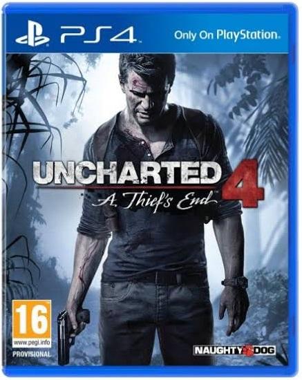 لعبة Uncharted 4 A Thief's End